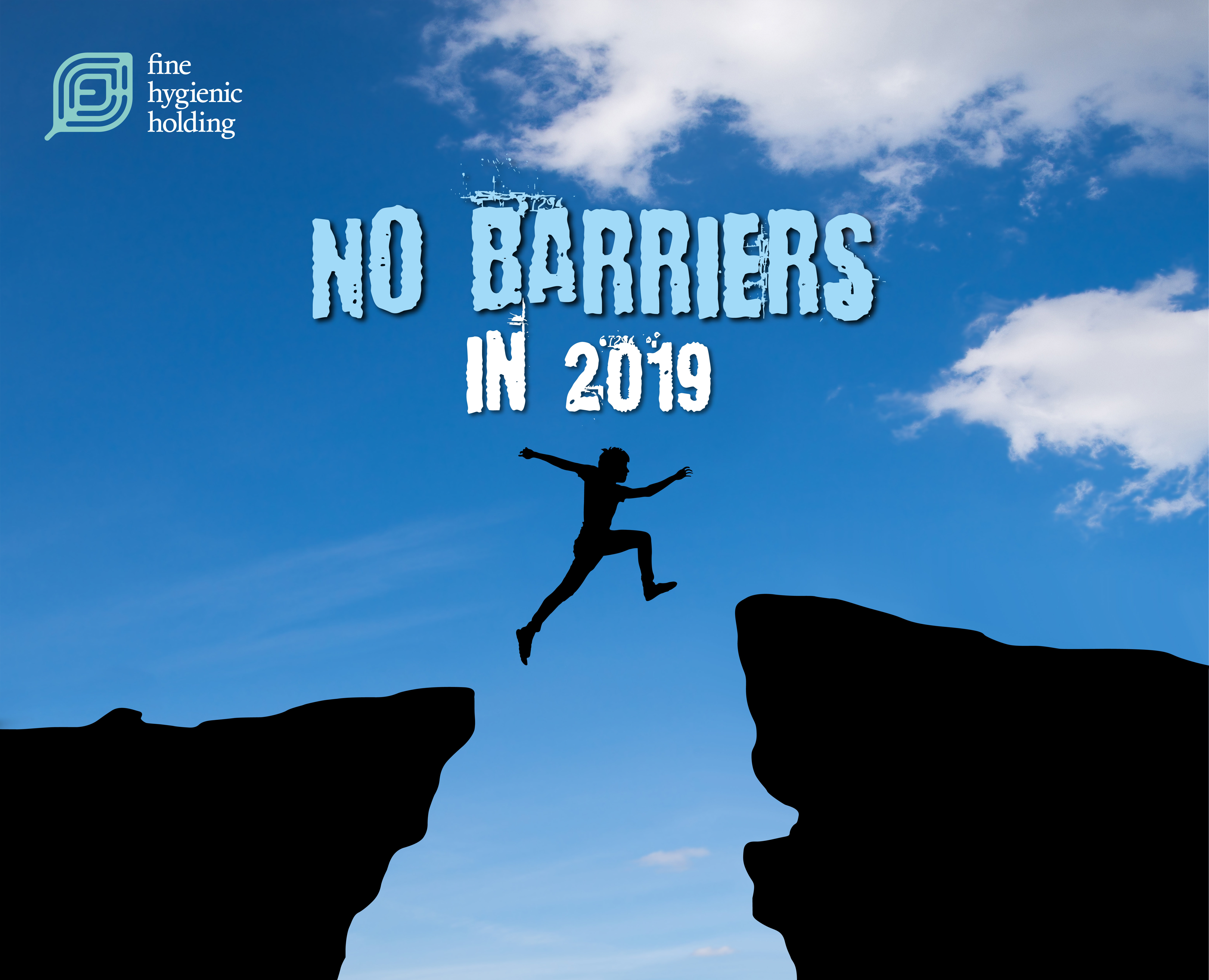 No Barriers in 2019